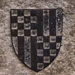 de Warenne shield detail